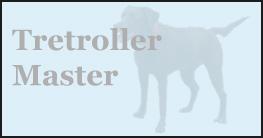 Dogscoter Tretroller Master